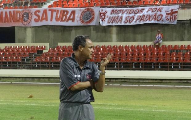 Roberval Davino (Foto: Viviane Leão/GLOBOESPORTE.COM)