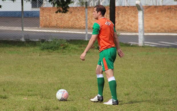 Tiago Luís Chapecoense (Foto: Aguante Comunicação/Chapecoense)