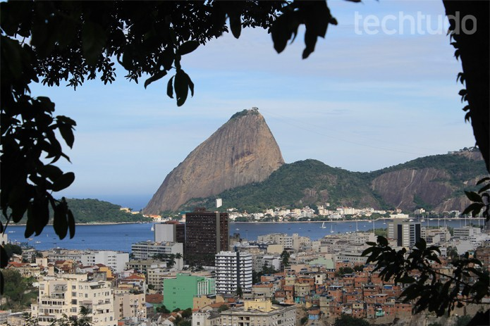 Imagem feita com o modo Paisagem da Canon Rebel T3  (Foto: Mariana Coutinho/ TechTudo)