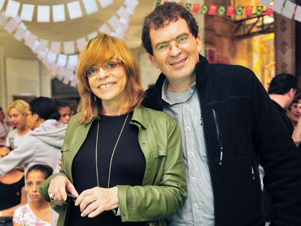 Salve Jorge é a quinta parceria de Schechtman e Glória Perez  (Foto: Salve Jorge/TV Globo)