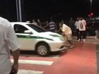 Taxistas são detidos após confusão no aeroporto de Vitória