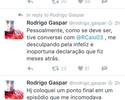 """Assessor pede desculpas a Rodrigo Caio por """"jogador de condomínio"""""""