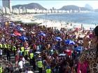 Carnaval de rua reúne milhões pelo Brasil neste sábado (10)
