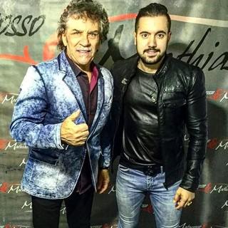 Matogrosso e Mathias (Foto: Reprodução/Instagram)