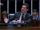 Moro sugere ao Senado mudanças no projeto sobre abuso de autoridade