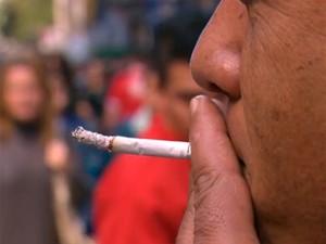 Estudo da PUCRS indica que fumantes são mais infelizes (Foto: Reprodução)