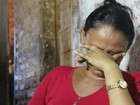 Mãe diz estar sozinha após filha ser morta a mando do ex na prisão