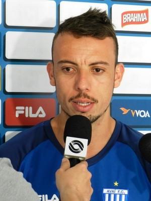 Paulo Sérgio Avaí (Foto: André Palma Ribeiro/Avaí FC)
