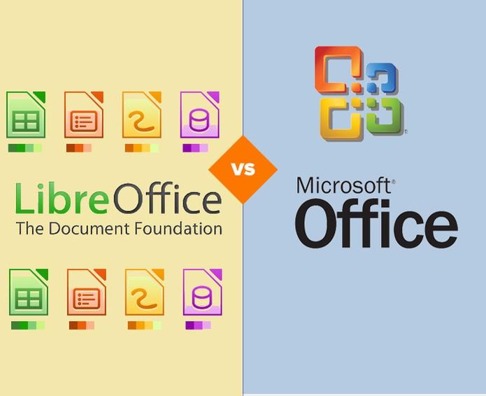 Libreoffice ou microsoft office como escolher o melhor pacote de programas dicas e tutoriais - Open office vs office libre ...