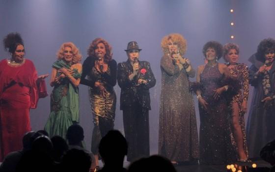 Brigitte de Búzios, Camille K, Divina Valéria, Rogéria, Jane di Castro e Fujika são algumas das retratadas (Foto: Divulgação)