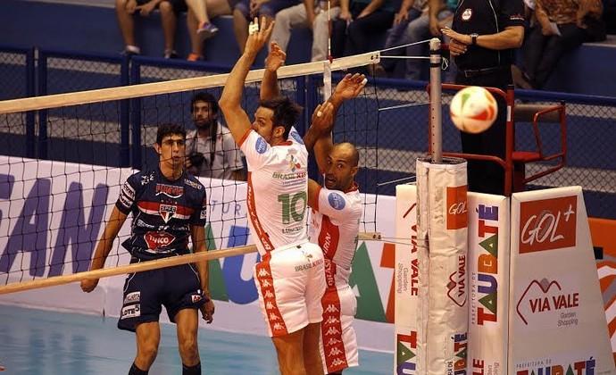 Campinas Taubaté final Copa SP Vôlei (Foto: Cinara Piccolo/ Divulgação)