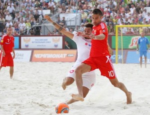 Futebol de Areia Rússia (Foto: BSWW/Divulgação)