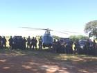 Dois suspeitos morrem em troca de tiros com PM (Divulgação/PM)