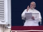 Papa pede revisão de leis de imigração para ajudar refugiados