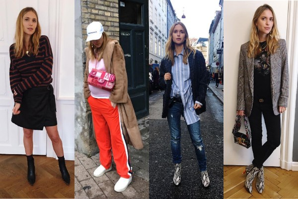A ex-stylist e diretora de moda dinamarques (hoje blogueira) Pernille Teisbaek (Foto: Reprodução/Instagram)