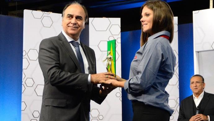 Premio Craque do Brasileirão - Marcelo Oliveira (Foto: Mauro Horita)