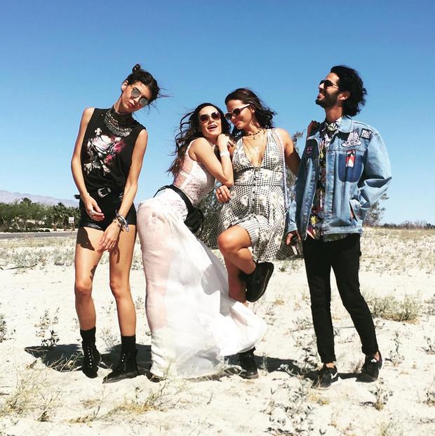 Thaila Ayala e Bruna Marquezine (Foto: Reprodução/Instagram)