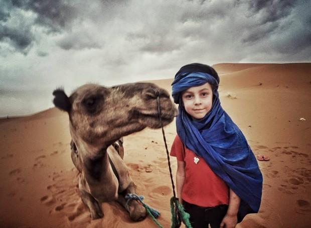 Marrocos (Foto: Reprodução / Facebook)