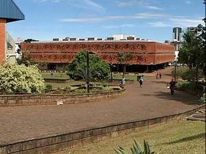 Universidade Federal de Uberlândia UFU (Foto: Reprodução/ TV Integração)