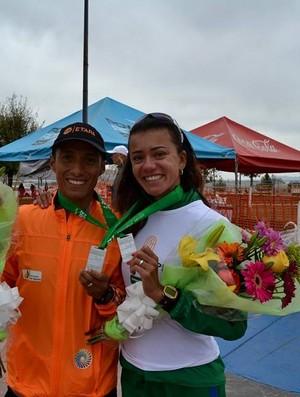 Erica Sena - atletismo - marcha atlética