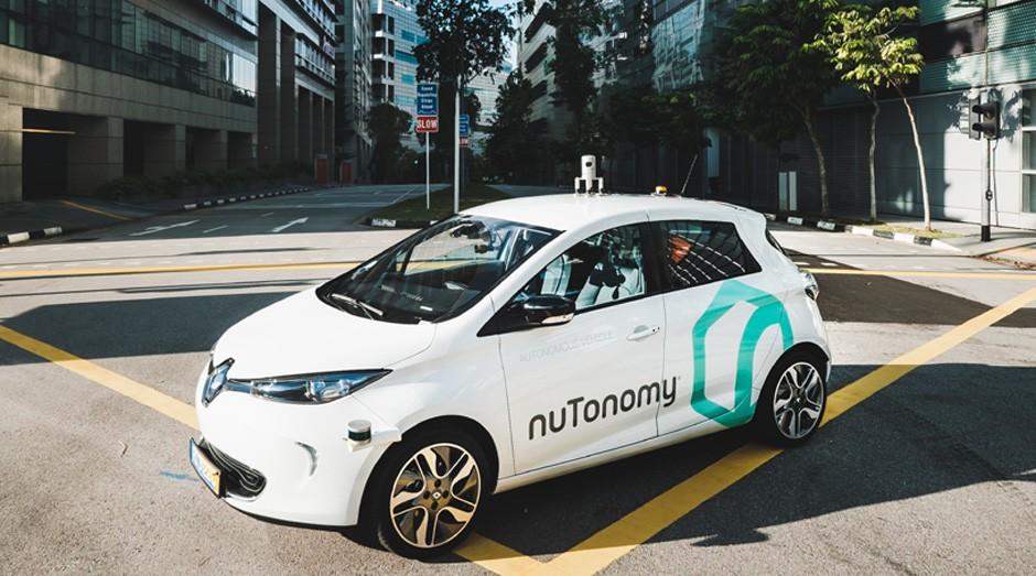 nuTonomy: carro não precisa de motorista (Foto: Divulgação)