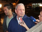 'Tentando entender o que ocorreu', diz pai de Champignon em velório