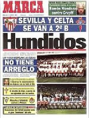 Capa Marca Celta Sevilla 1995 (Foto: Reprodução)