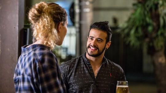 Tarso Brant estreia em 'A Força do Querer': 'Não quero título ou fama, só respeito'