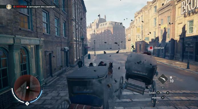 Assassin's Creed Syndicate (Foto: Reprodução / TechTudo)