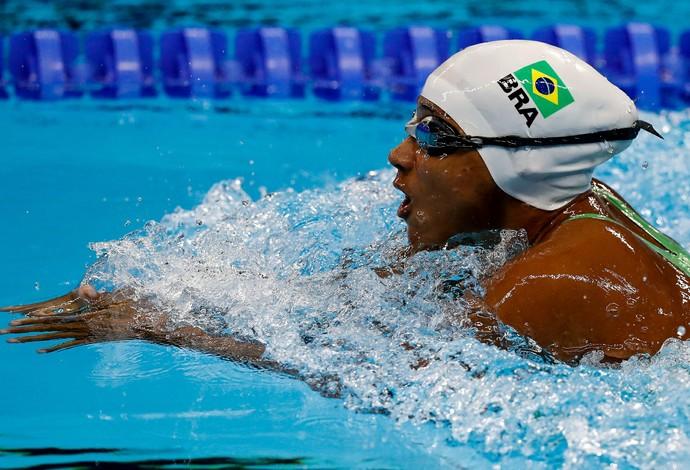Patrícia Pereira dos Santos, natação (Foto: Washington Alves / MPIX / CPB)