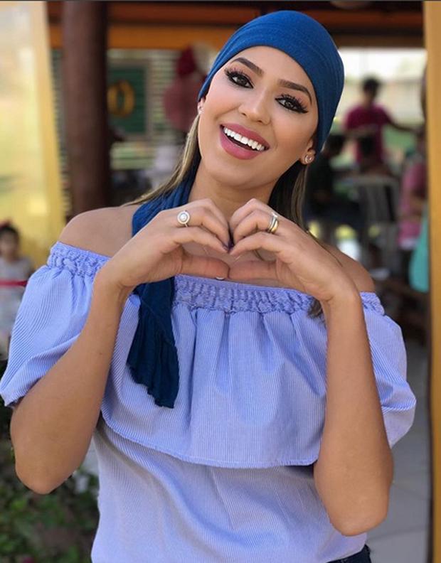 Adriana Félix (Foto: Reprodução/Instagram)