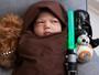 Mark Zuckerberg, do Facebook, mostra filha com roupa de 'Star Wars'