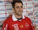 Netinho chega para o Vila Nova com contrato curto: 'Questão de segurança'