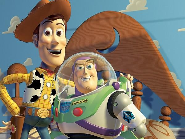 Woody e Buzz  (Foto: Divulgao)