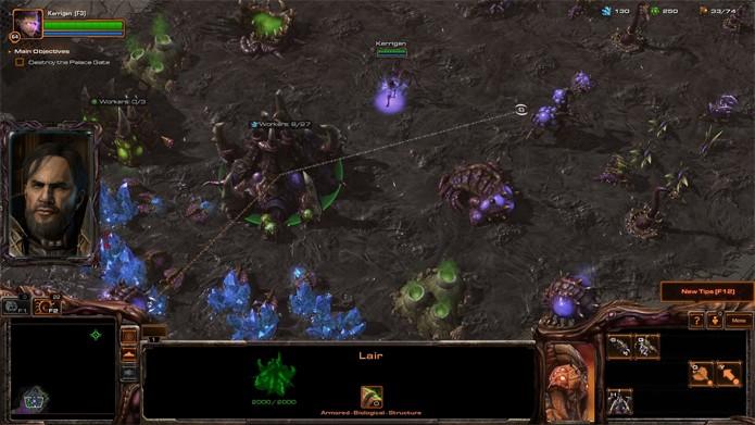 StarCraft 2: Heart of the Swarm (Foto: Divulgação)