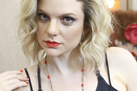Maria Eduarda tingiu os cabelos para 'Sete vidas' (Foto: Gustavo Stephan )