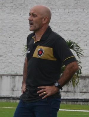 Itamar Schülle, Botafogo-PB (Foto: Edgley Lemos / GloboEsporte.com)