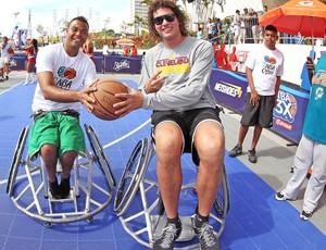 Varejão NBA 3 X (Foto: Gaspar Nobrega / Inovafoto / Divulgação)
