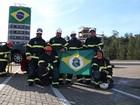 Ciopaer vence desafio e representa país em competição de salvamento