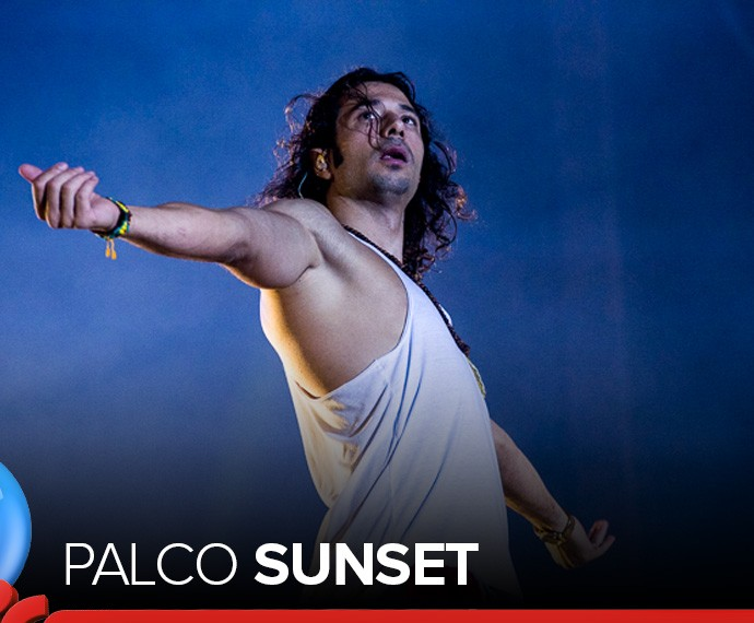 Palco Sunset (Foto: GShow)