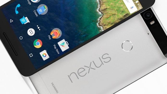 Nexus 6P tem preço menor e configuraçoes boas para bater o Mate 8 (Foto: Divulgação/Google)