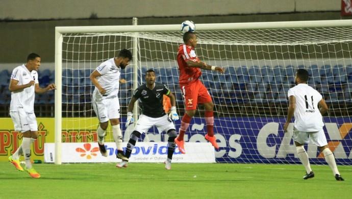 CRB x ABC, no Rei Pelé (Foto: Ailton Cruz / Gazeta de Alagoas)