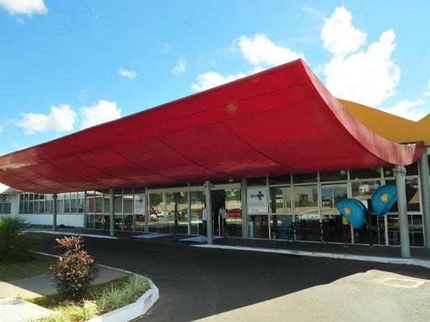 Fachada do Hospital da Criança de Brasília José Alencar, no Distrito Federal (Foto: Tony Winston/GDF/Reprodução)