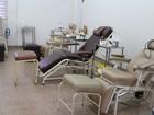Coleta de sangue passa a ser feita a cada 15 dias por corte de gastos