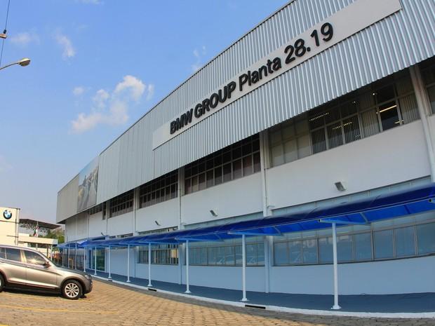 Fábrica da BMW Motorrad inaugurada em Manaus (Foto: Divulgação)