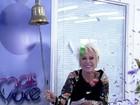 Top! Ana Maria comemora receitas mais procuradas em maio no Gshow