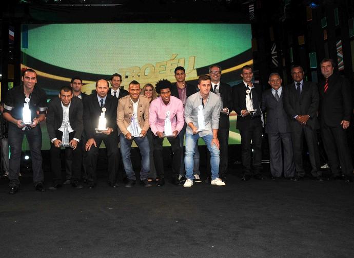 Troféu Lance Final 2014 - seleção do campeonato (Foto: Aldo Carneiro/ Pernambuco Press)