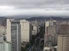 Belo Horizonte tem queda na temperatura neste fim de semana