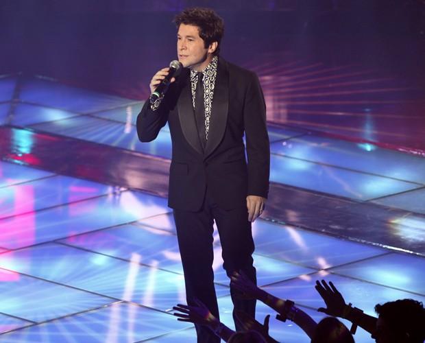 Daniel canta na grande final do The Voice Brasil (Foto: The Voice Brasil/TV Globo)