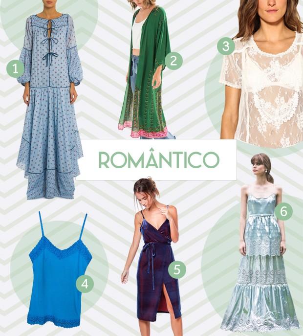 Pijamas - Romntico (Foto: Reproduo)